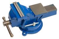 Тиски поворотные Housetools - 125 мм
