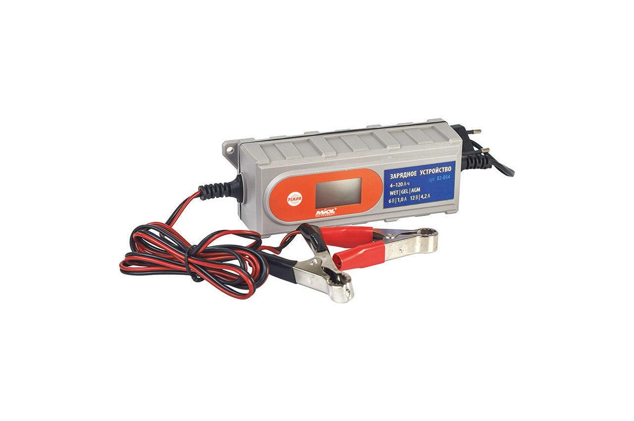 Зарядное устройство Miol - 6 - 12 В, 4,2 А 1