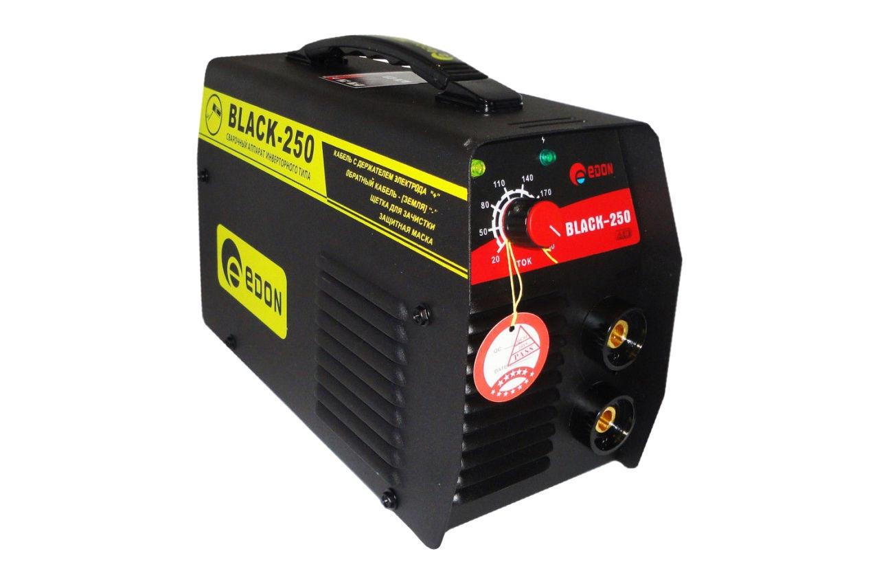 Сварочный аппарат инвертор Edon - Black-250 1