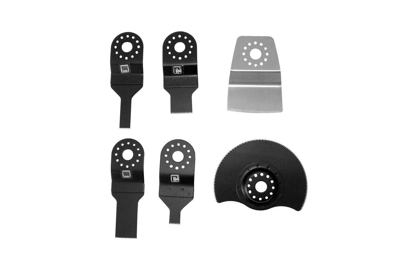 Набор насадок к многофункциональному инструменту Einhell - 6 шт. Starter Kit 1