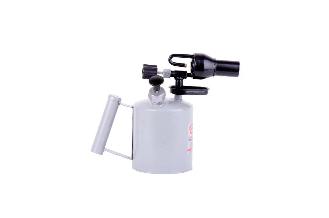 Паяльная лампа бензиновая Intertool - 1 л 1