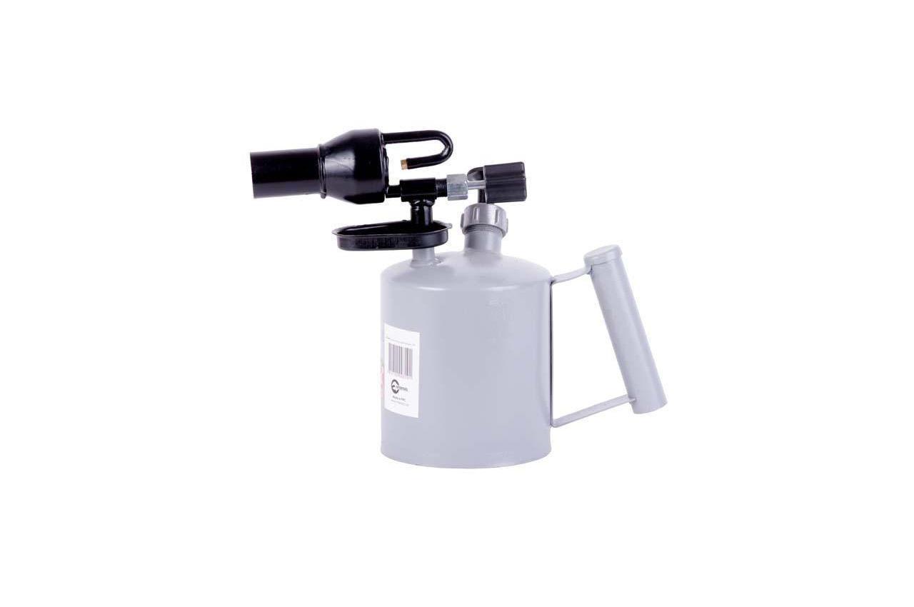 Паяльная лампа бензиновая Intertool - 1 л 5