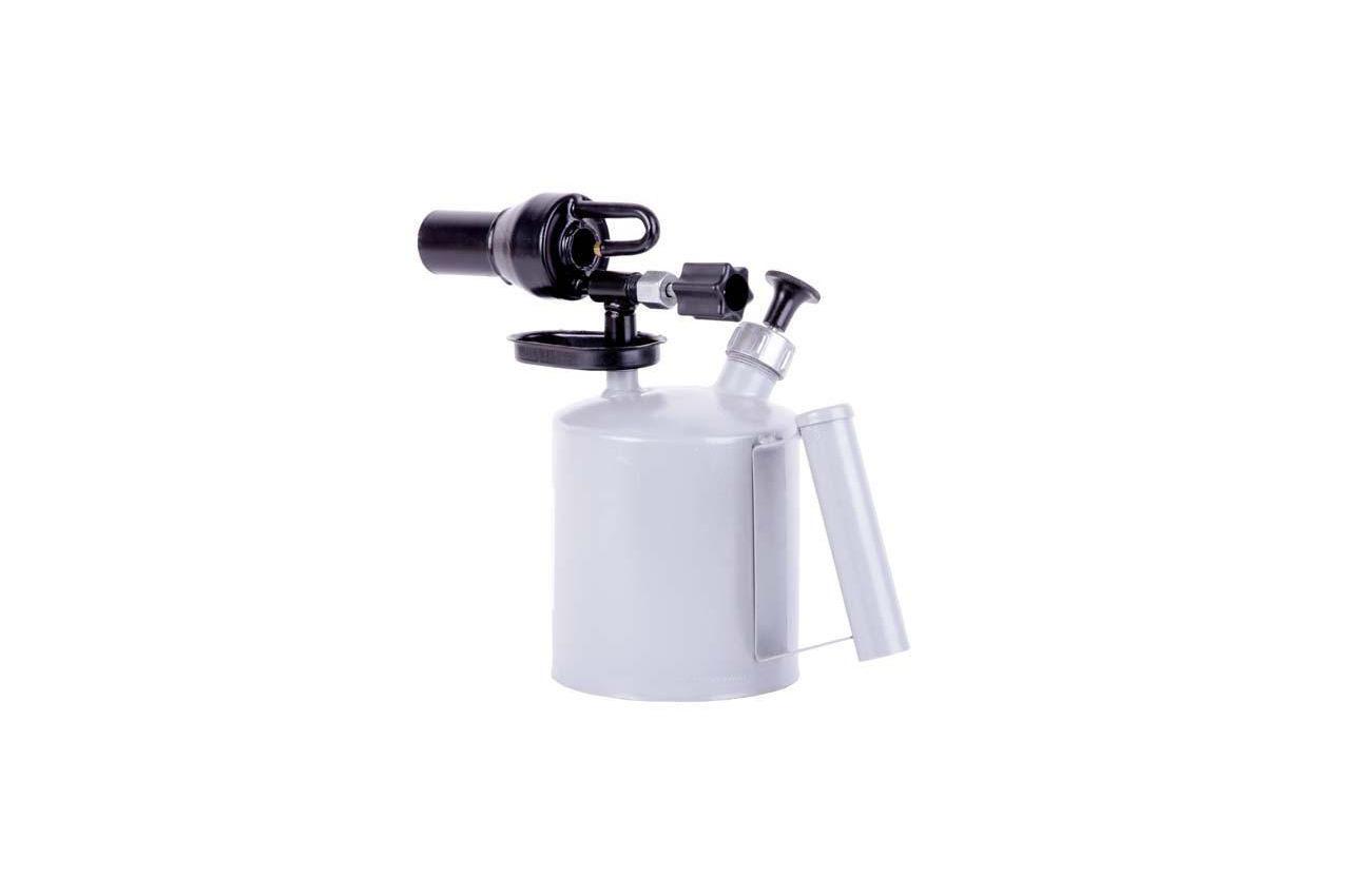 Паяльная лампа бензиновая Intertool - 1 л 6