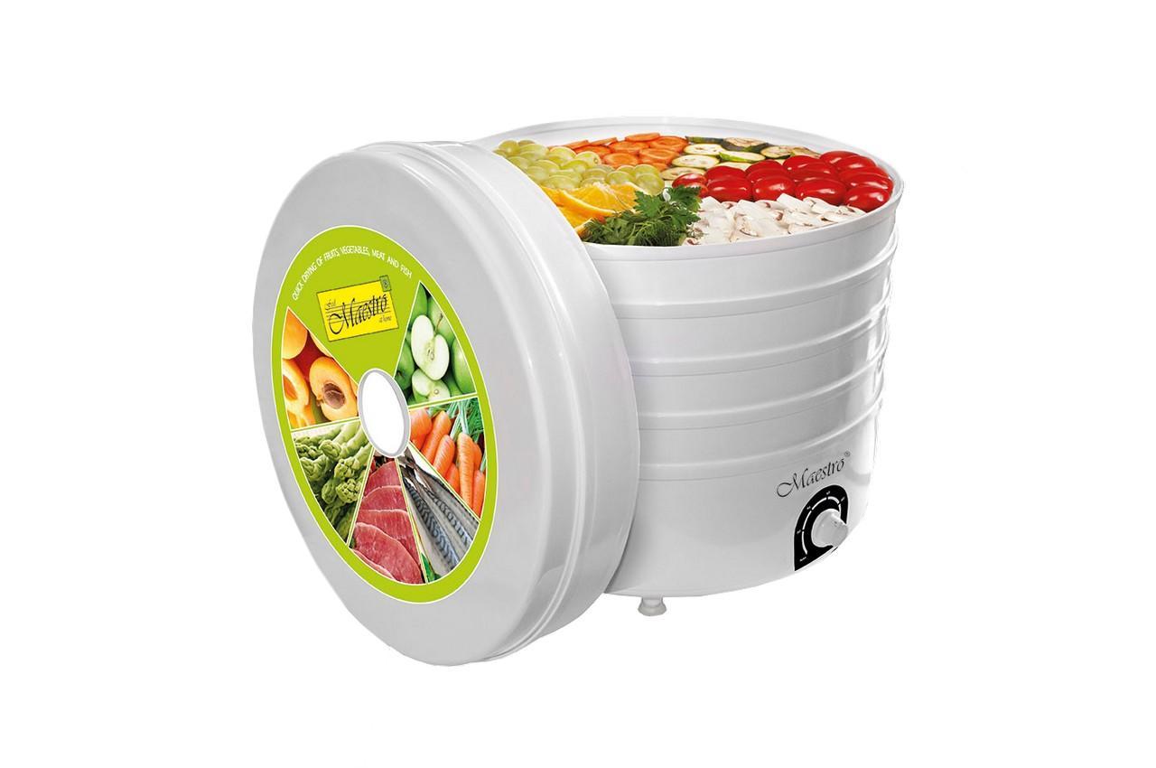Сушилка для овощей и фруктов Maestro - [MR-766] 1