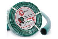 Шланг поливочный Intertool - 3/4 х 10 м, зеленый 3-х слойный