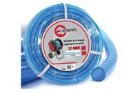 Шланг поливочный Intertool - 1/2 х 20 м, синий 3-х слойный