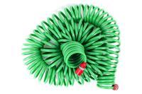 Шланг поливочный Intertool - 30 м, спиральный