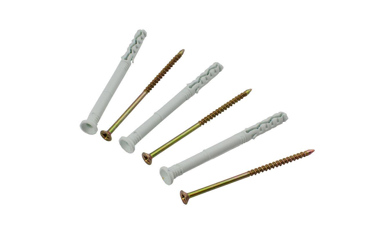 Дюбель-гвоздь Wave - 8 х 80 мм, потай (100 шт.) 1