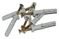 Дюбель-гвоздь Wave - 8 х 45 мм, бурт (100 шт.)