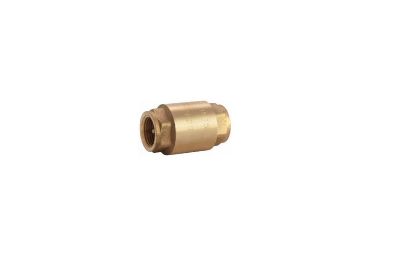 Клапан обратного хода латунь STA - 1-1/4 премиум 1