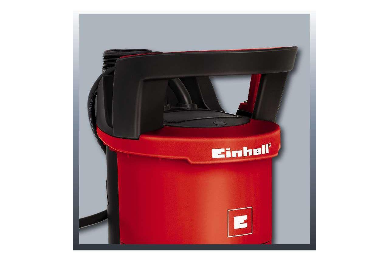 Насос дренажный Einhell - RG-DP 4525 ECO Red 3