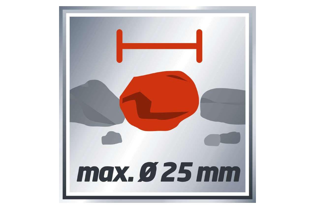 Насос дренажный Einhell - RG-DP 4525 ECO Red 6