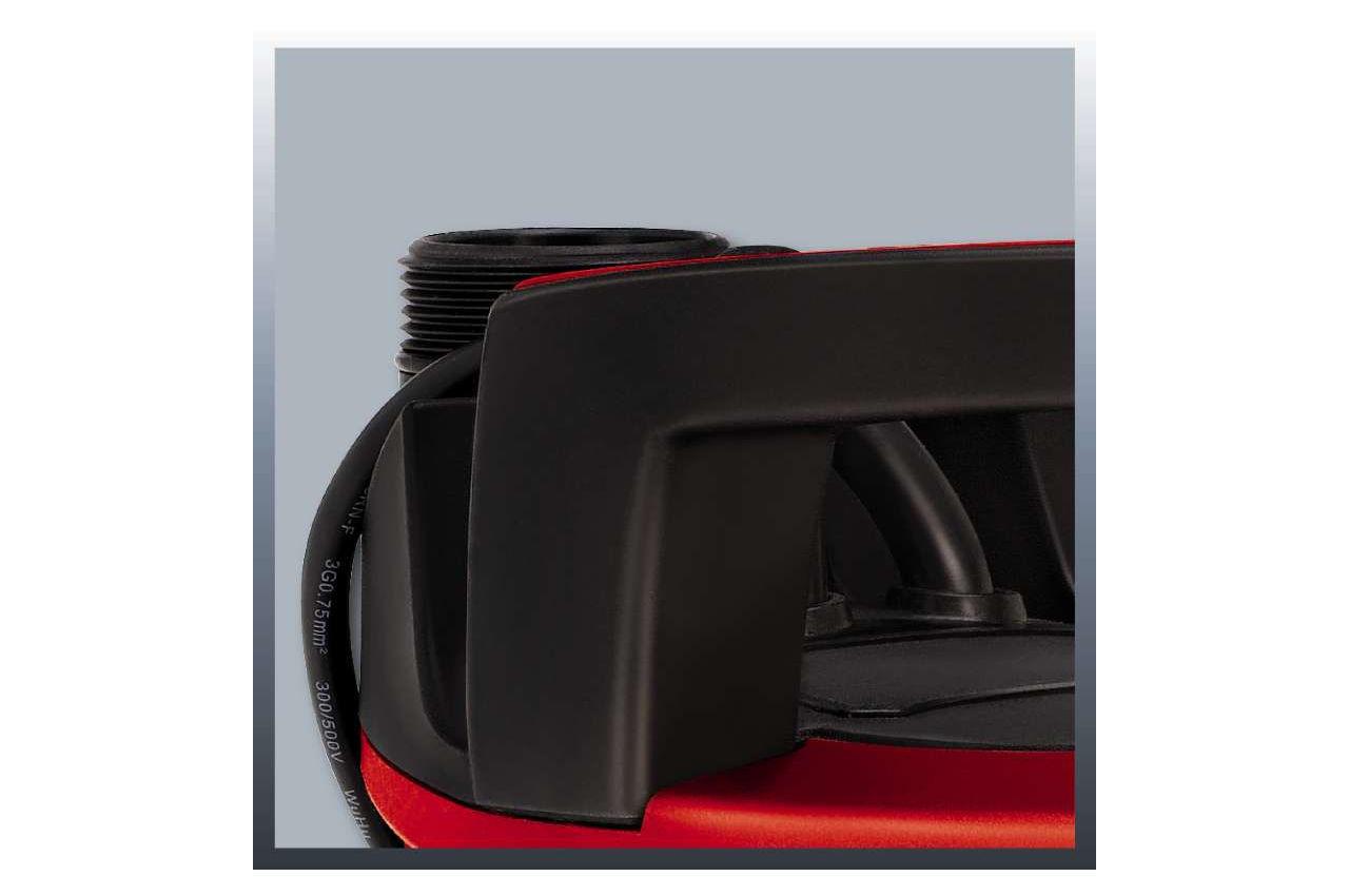 Насос дренажный Einhell - RG-DP 4525 ECO Red 9