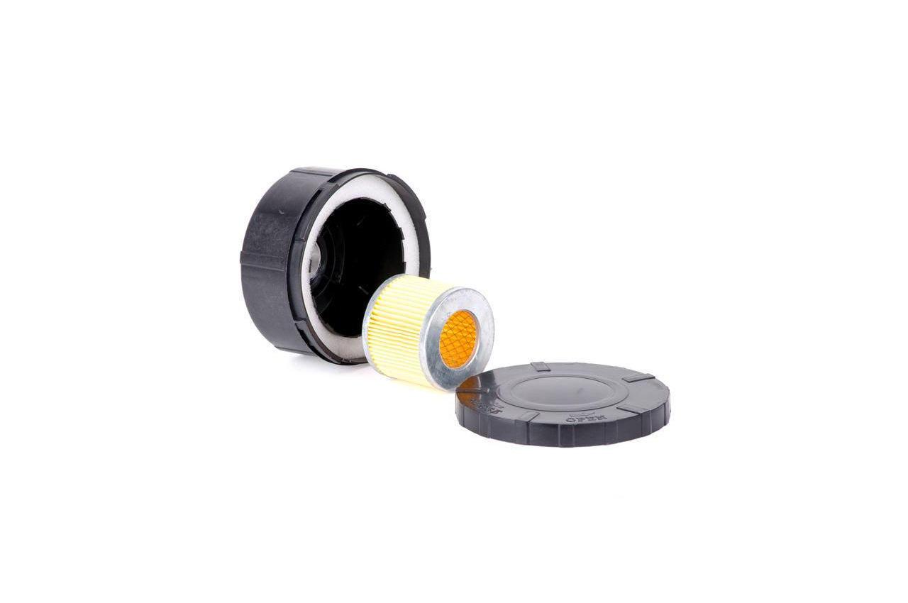 Фильтр воздушный для компрессора Intertool - M30 пластик, бумажный 5