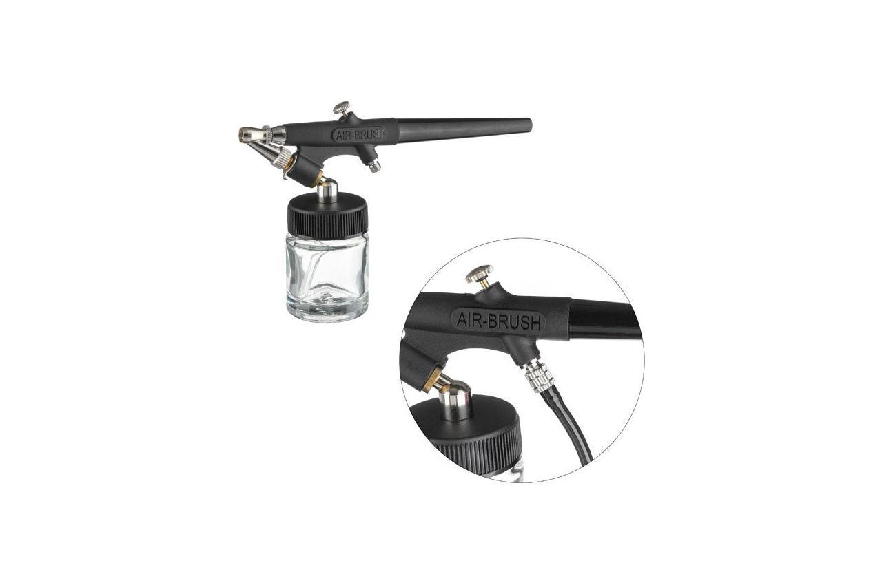 Аэрограф Intertool - нижний бак 60 мл x 0,3 мм 2