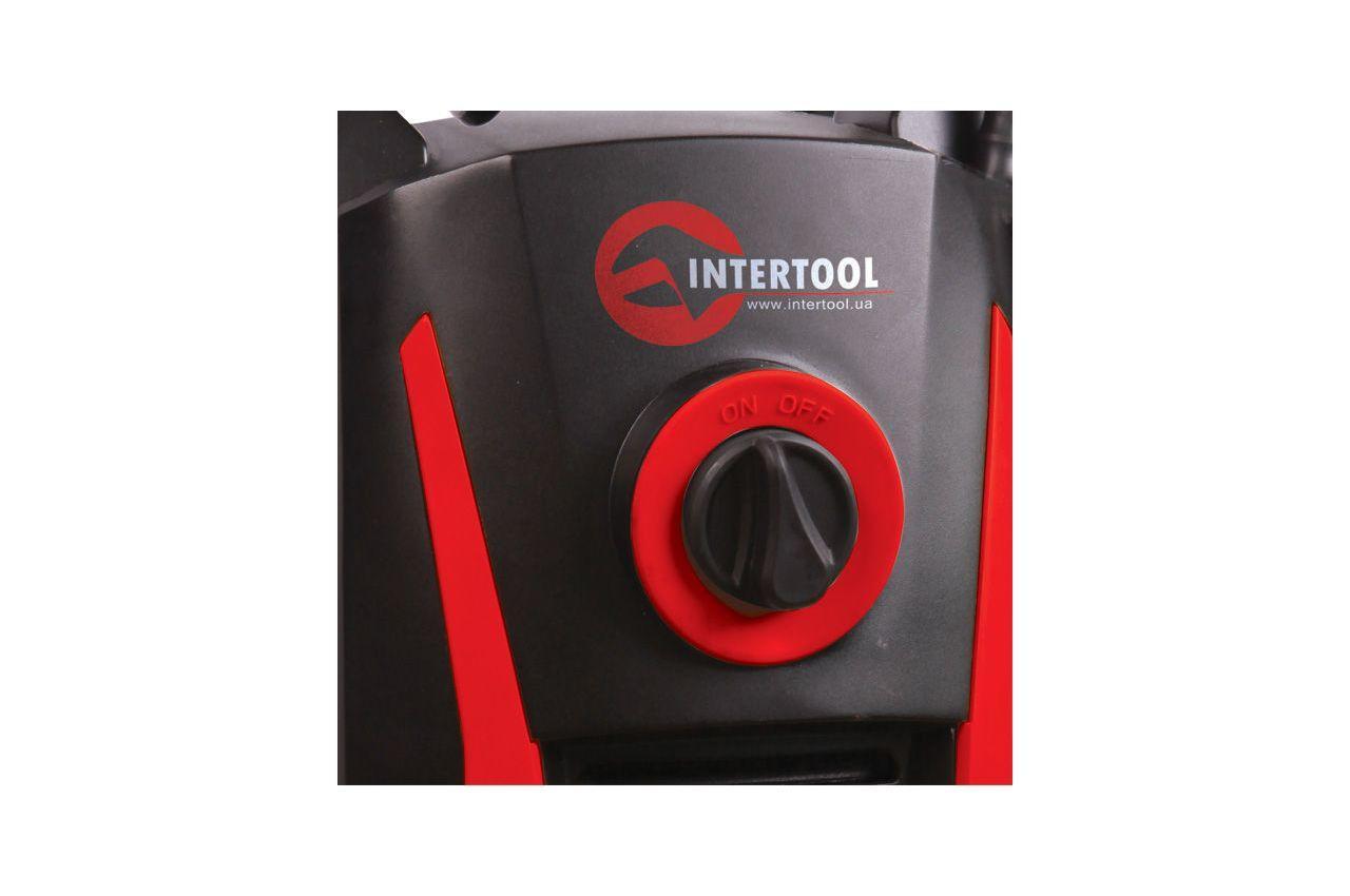 Мойка высокого давления Intertool - 5,5 л/мин, x 165 бар 12