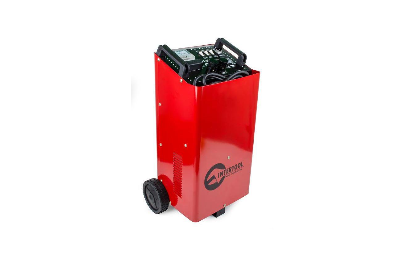 Пускозарядное устройство Intertool - 12 - 34В x 300А 1