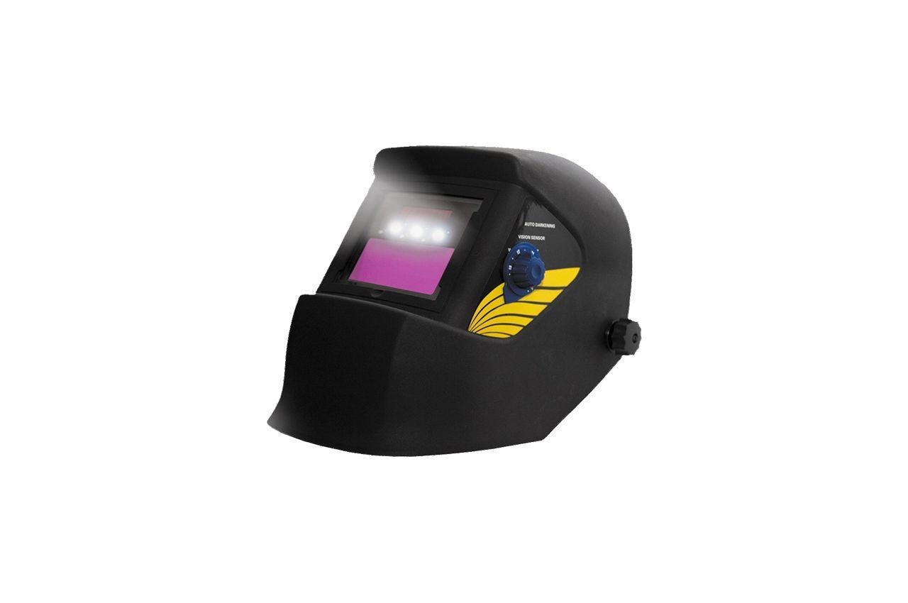 Маска сварочная Vita - хамелеон с LED WH 4404 1
