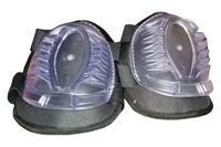 Наколенники Housetools - резиновые с силиконовой подушкой чашка (2 шт.)