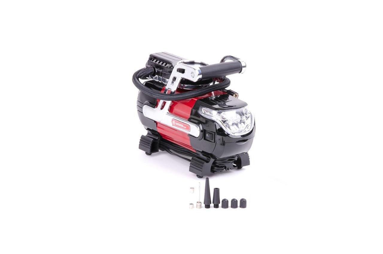 Миникомпрессор автомобильный Intertool - 12В x 7 bar x 30 л/мин 1