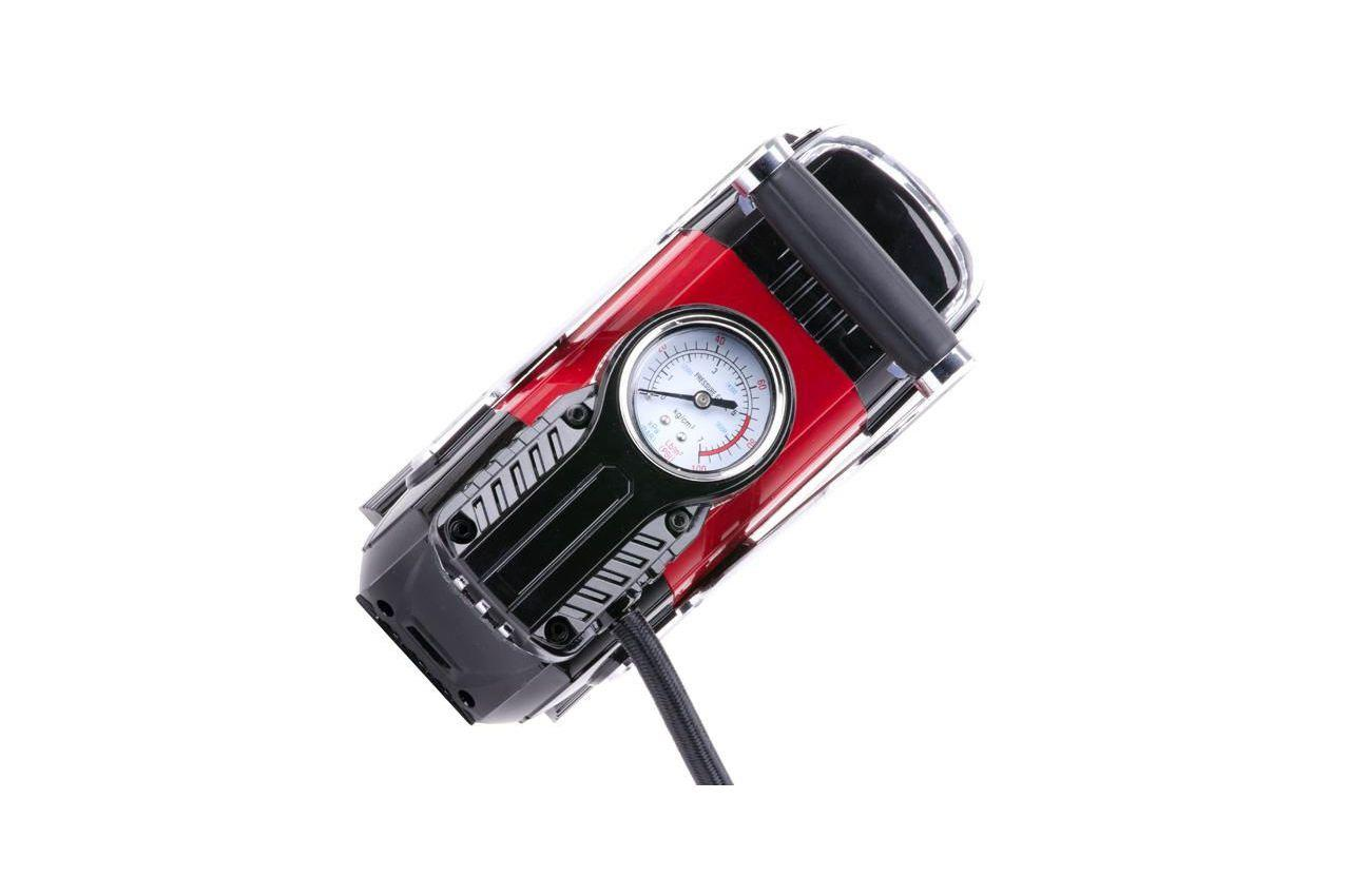 Миникомпрессор автомобильный Intertool - 12В x 7 bar x 30 л/мин 3