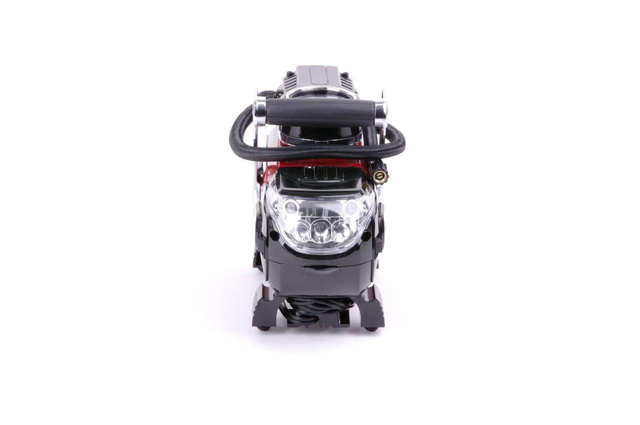 Миникомпрессор автомобильный Intertool - 12В x 7 bar x 30 л/мин 11