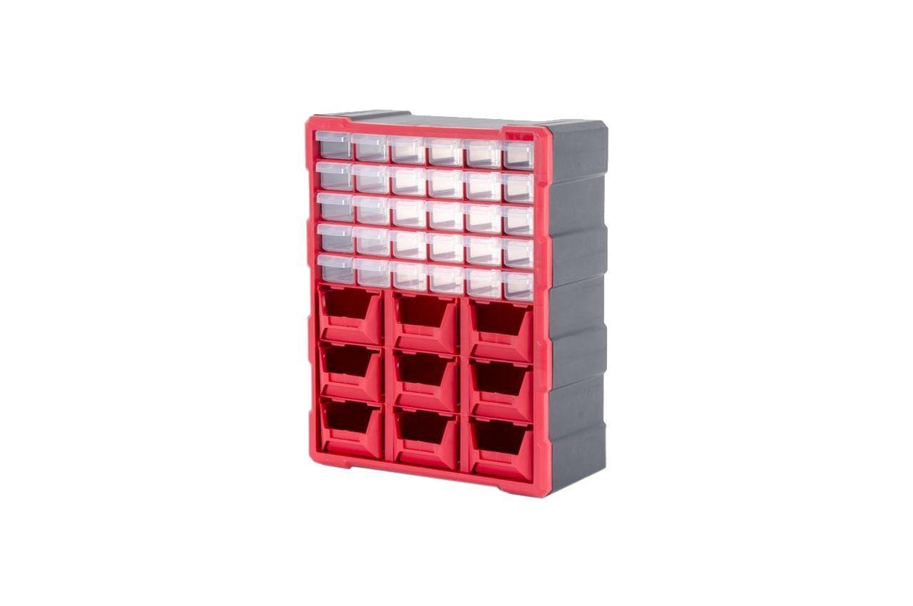 Органайзер для метизов Intertool - 19 475 x 380 x 160 мм BX-4015 3