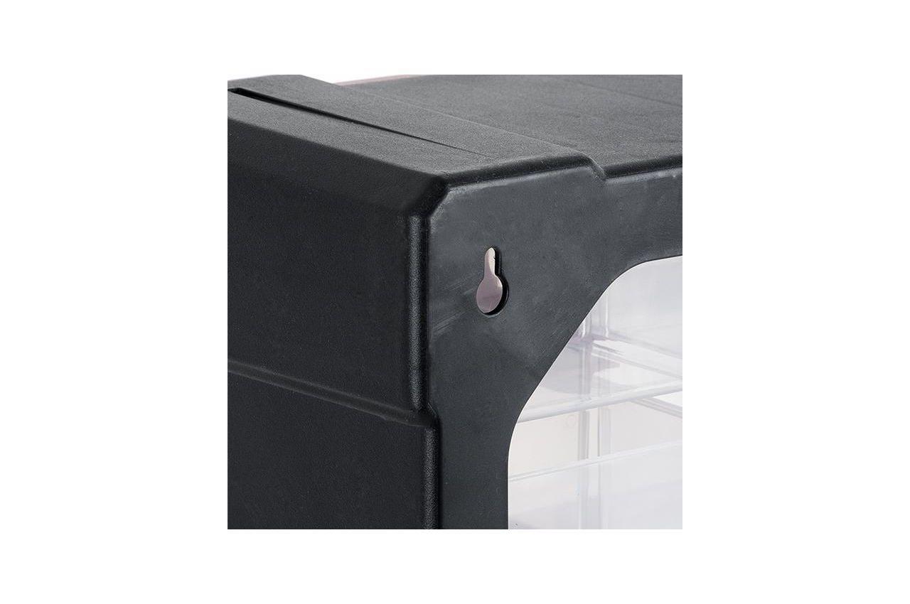 Органайзер для метизов Intertool - 19 475 x 380 x 160 мм BX-4015 5