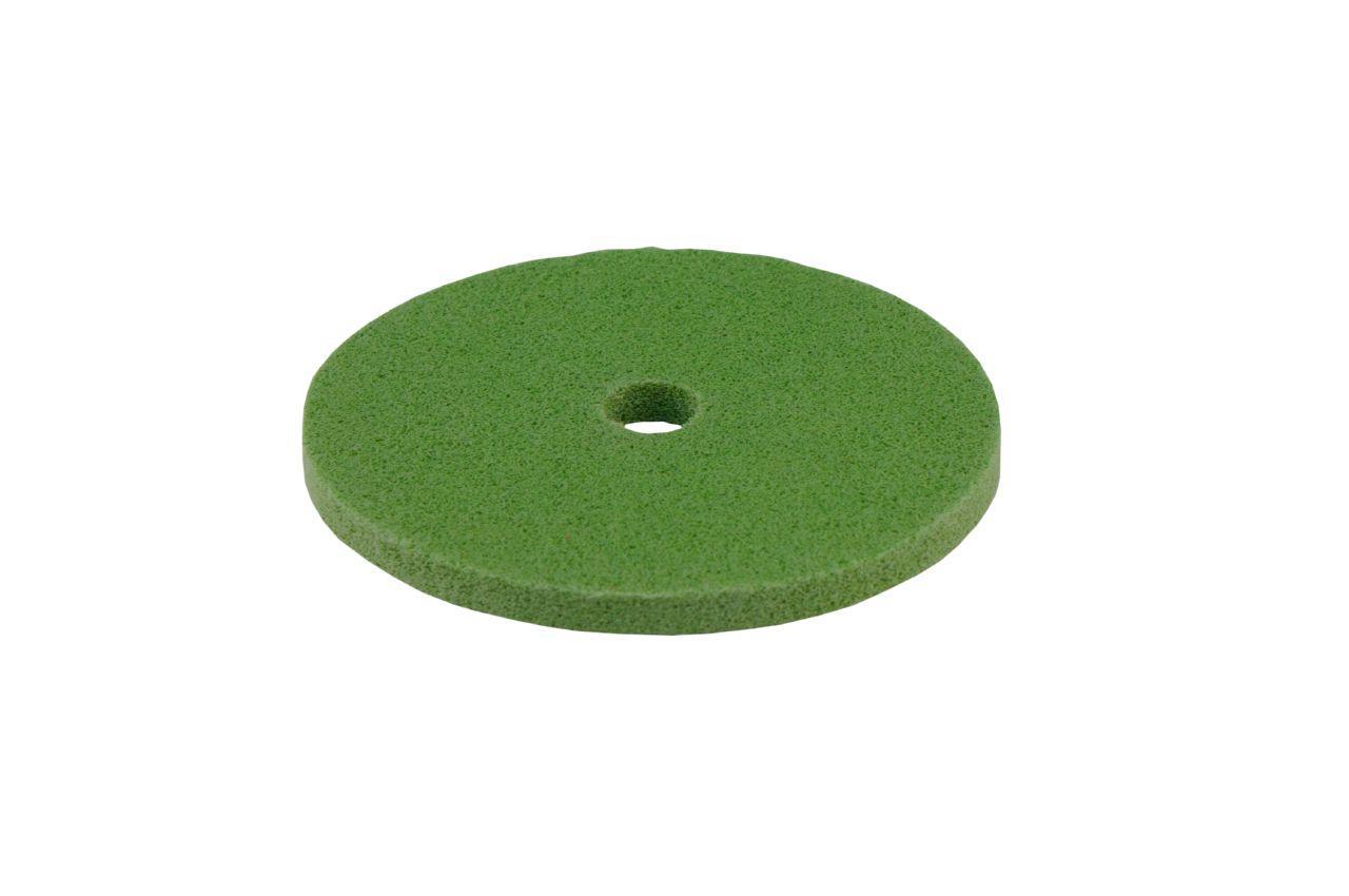 Вспененный абразив на станок Pilim - 150 x 10 x 22 мм x P240, зеленый 2
