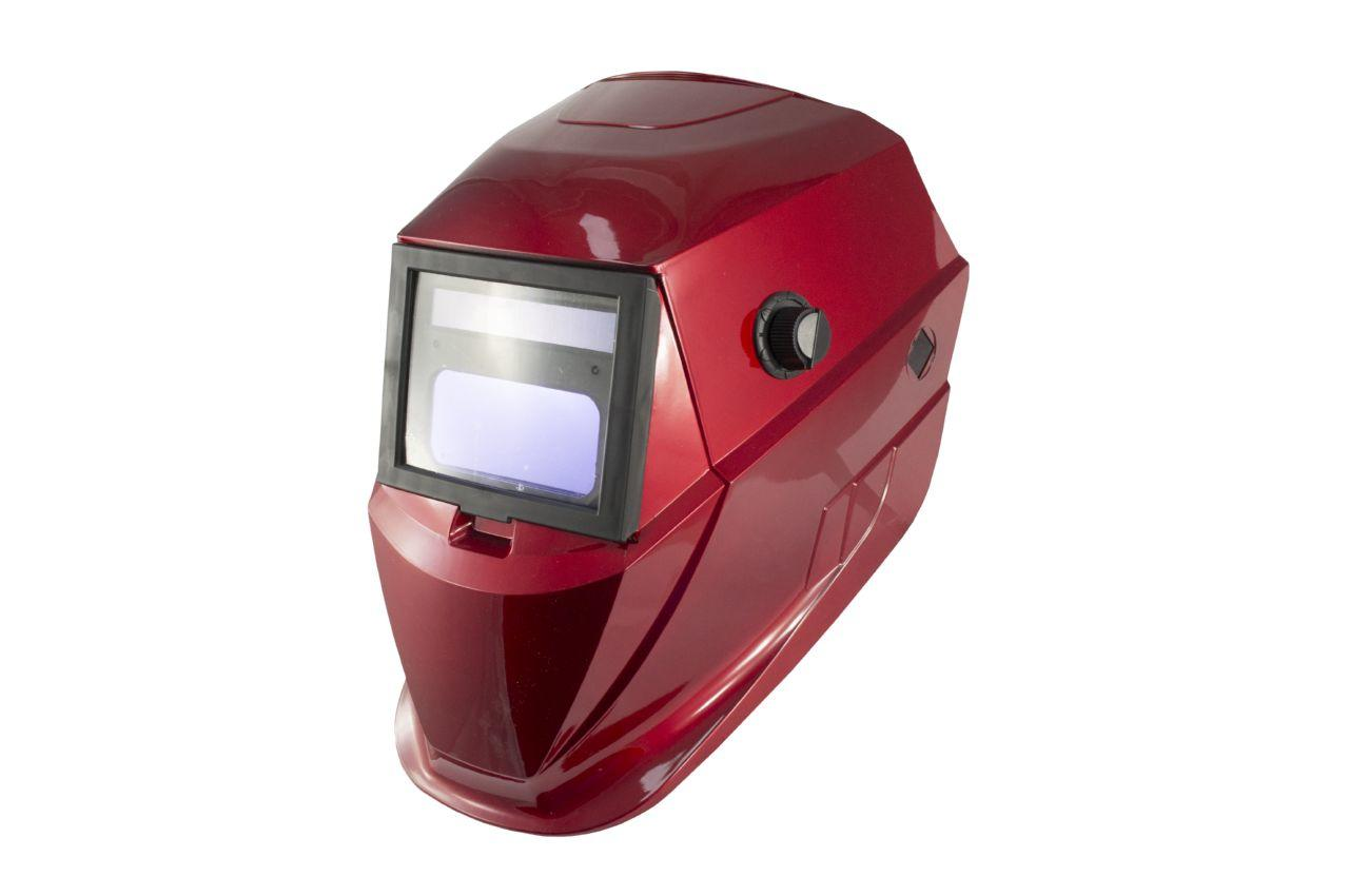 Маска сварочная Асеса - хамелеон ТН-42-С300 красная 1