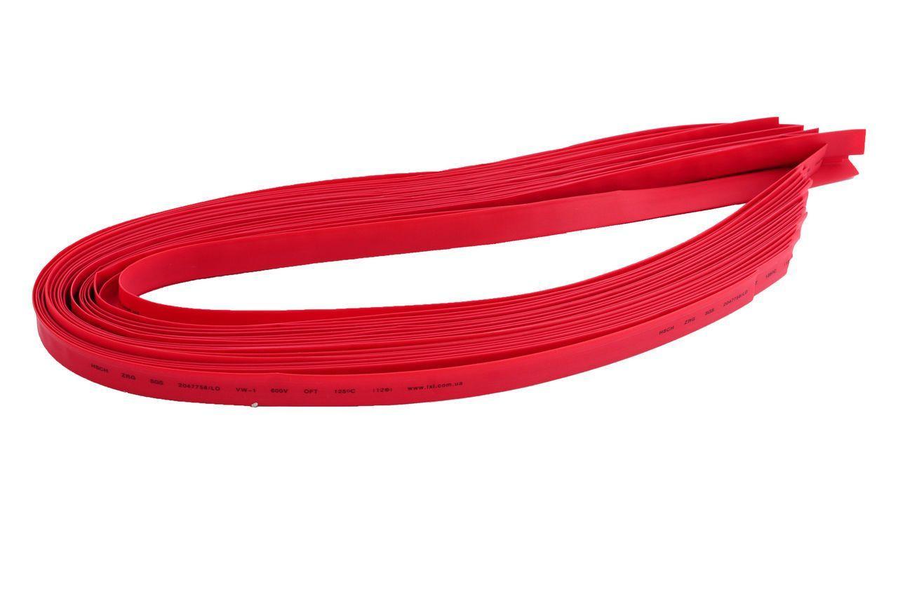 Трубка термоусадочная Apro - 1,5 мм x 30 м, красная 1