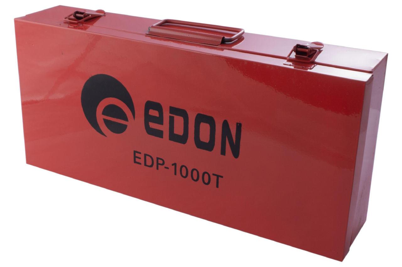 Паяльник PP-R труб Edon - EDP-1000T 8