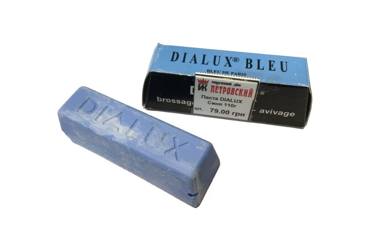 Паста полировальная Pilim Dialux - 110 г, синяя 1