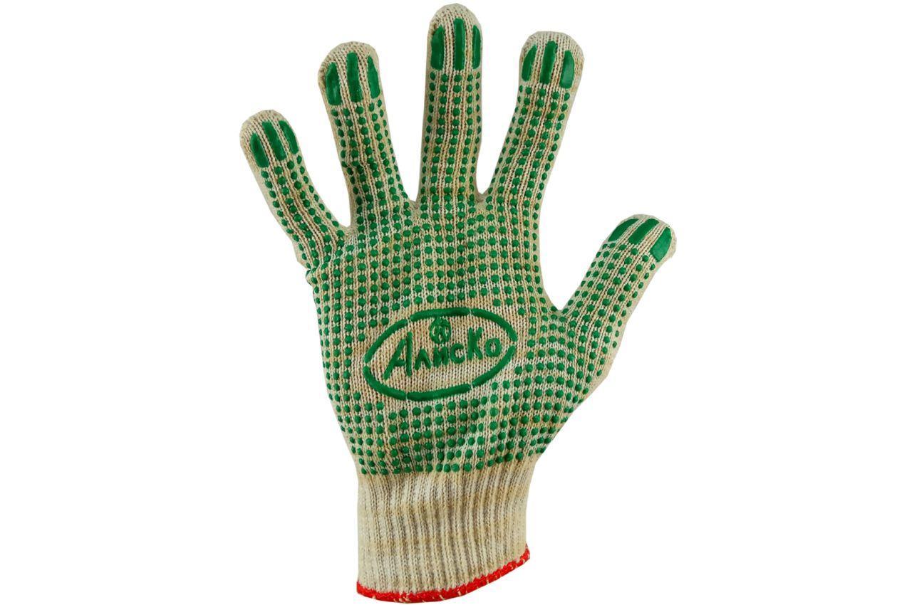 Перчатки PRC - х/б алиско 10 1