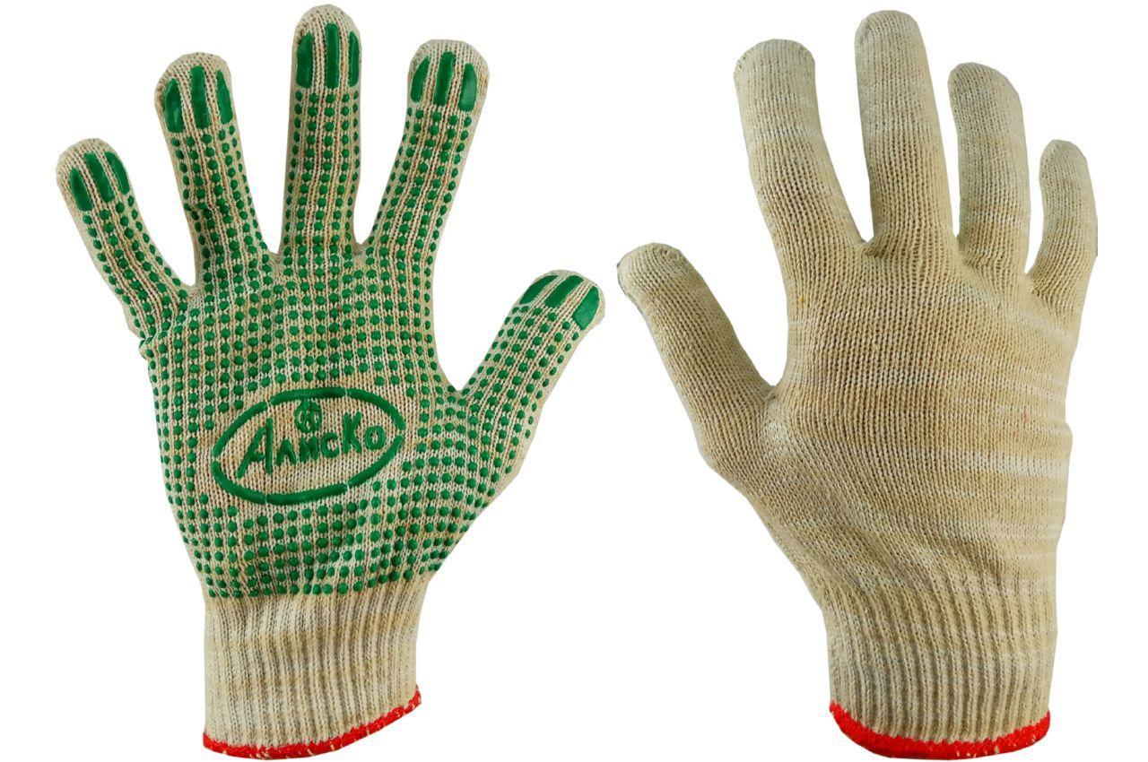 Перчатки PRC - х/б алиско 10 3