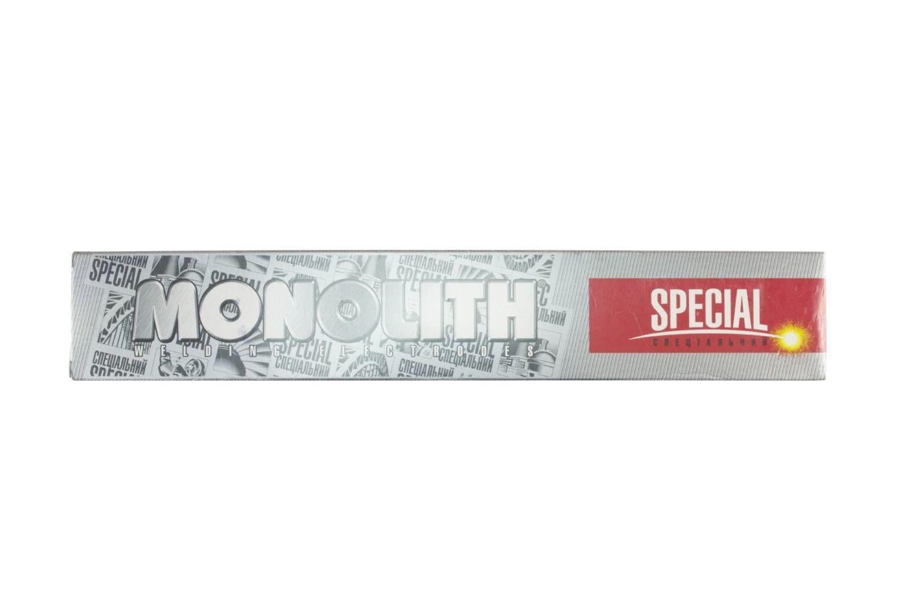 Электроды PlasmaTec - Monolith (ЦЧ-4) 4 мм x 1 кг 1