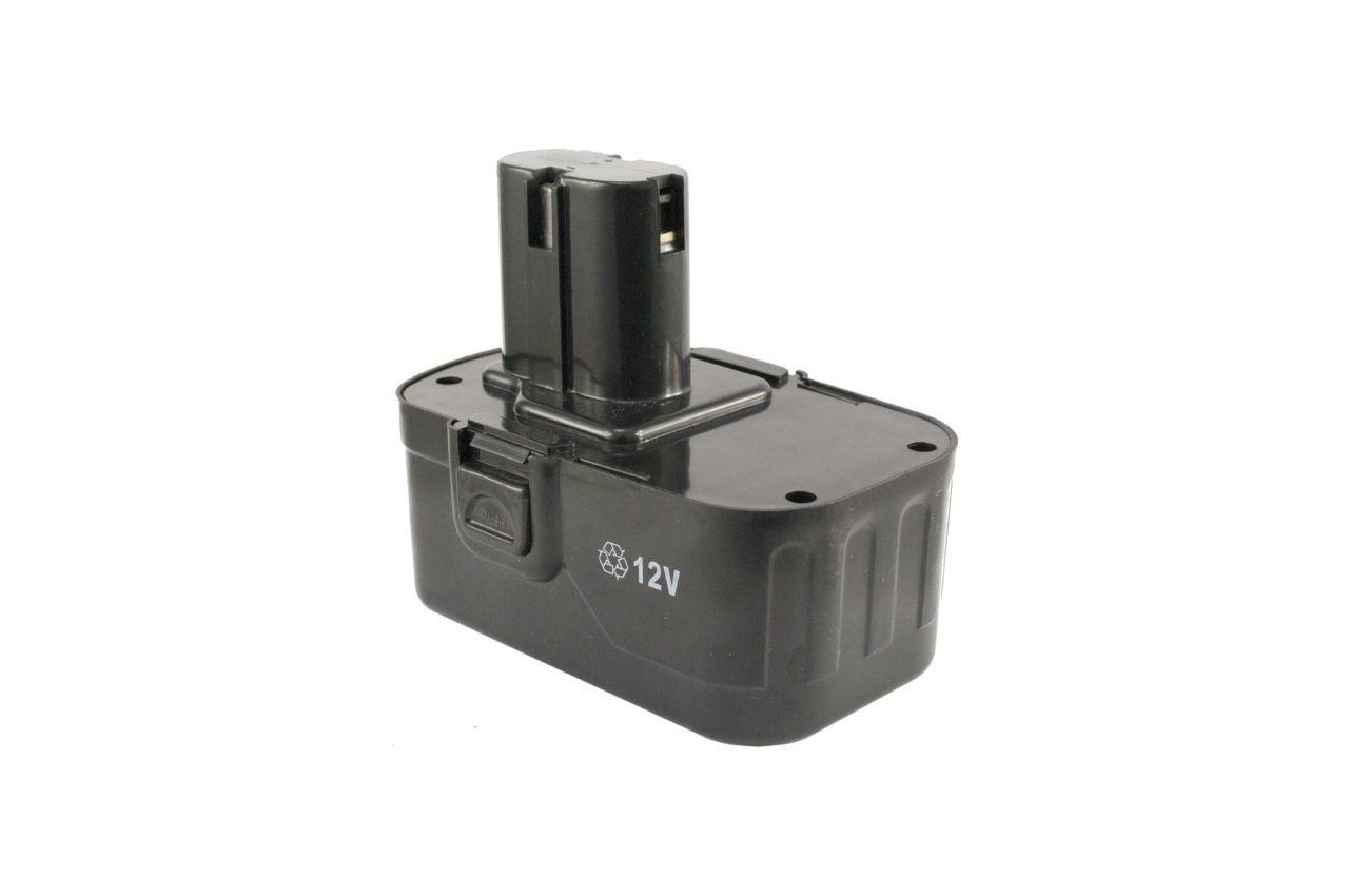 Аккумулятор для шуруповерта Асеса - 12В Ni-Cd прямой 2 контакта 1
