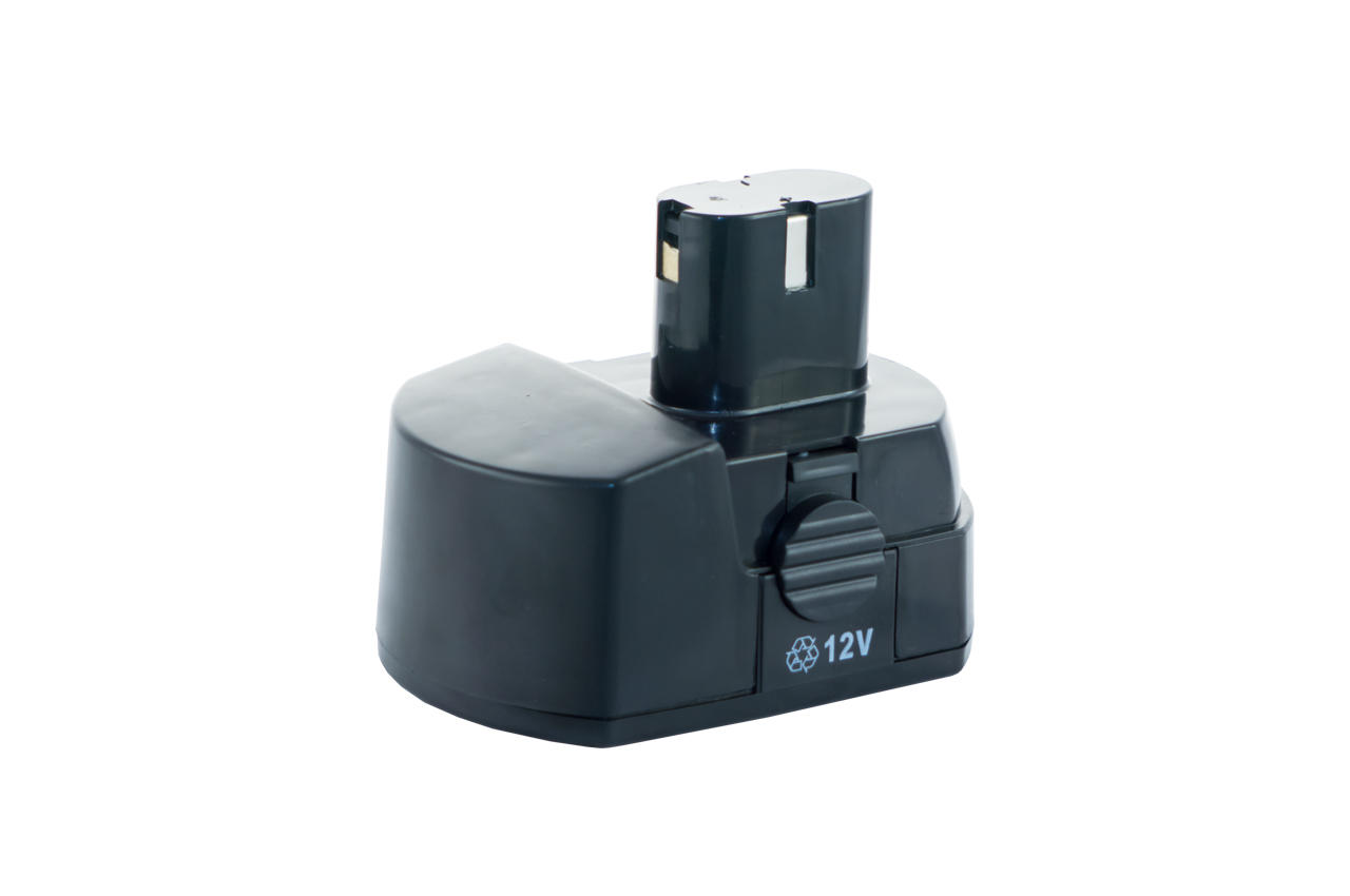 Аккумулятор для шуруповерта - 12В Ni-Cd каблук 1