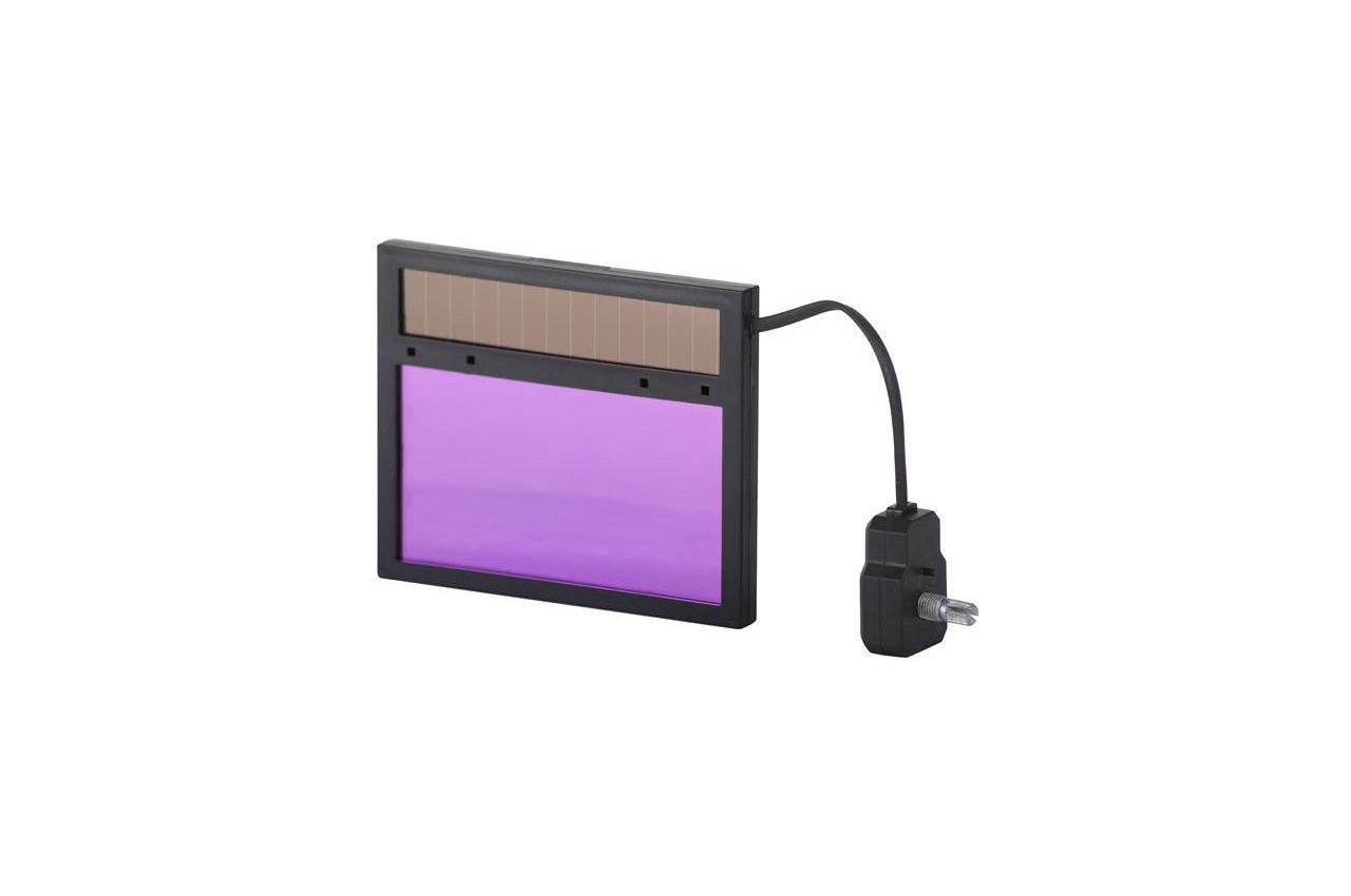 Светофильтр к маске хамелеон Intertool - 100 x 50 мм плавная 1