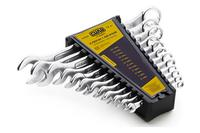 Набор рожково-накидных ключей Сила - 12 шт. (6-22 мм) 201039