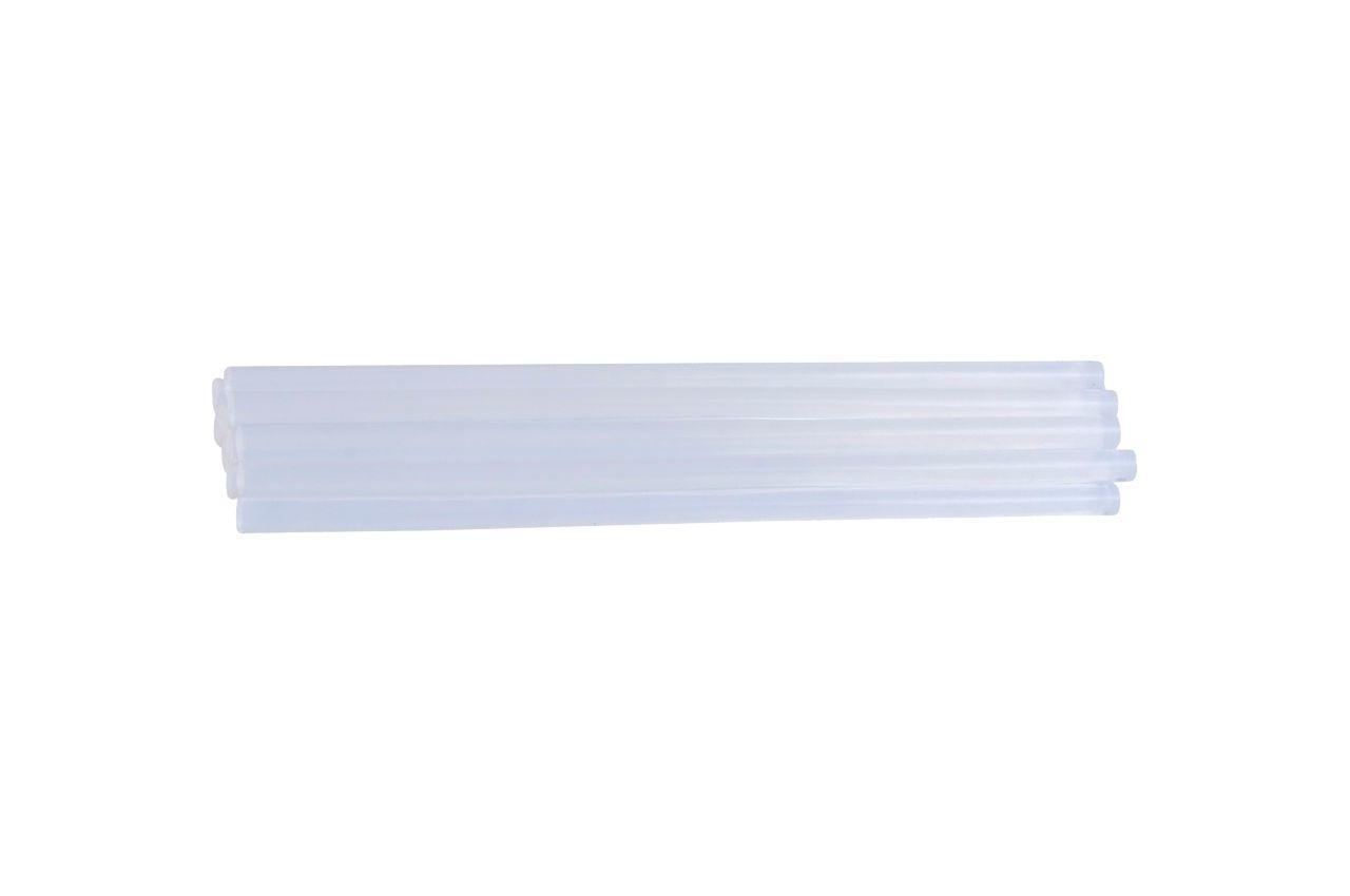Клеевые стержни Mastertool - 7,2 x 200 мм, прозрачные (12 шт.) 1