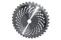 Диск для триммера - 40Т х 230 x 25,4 мм, с победитовыми напайками