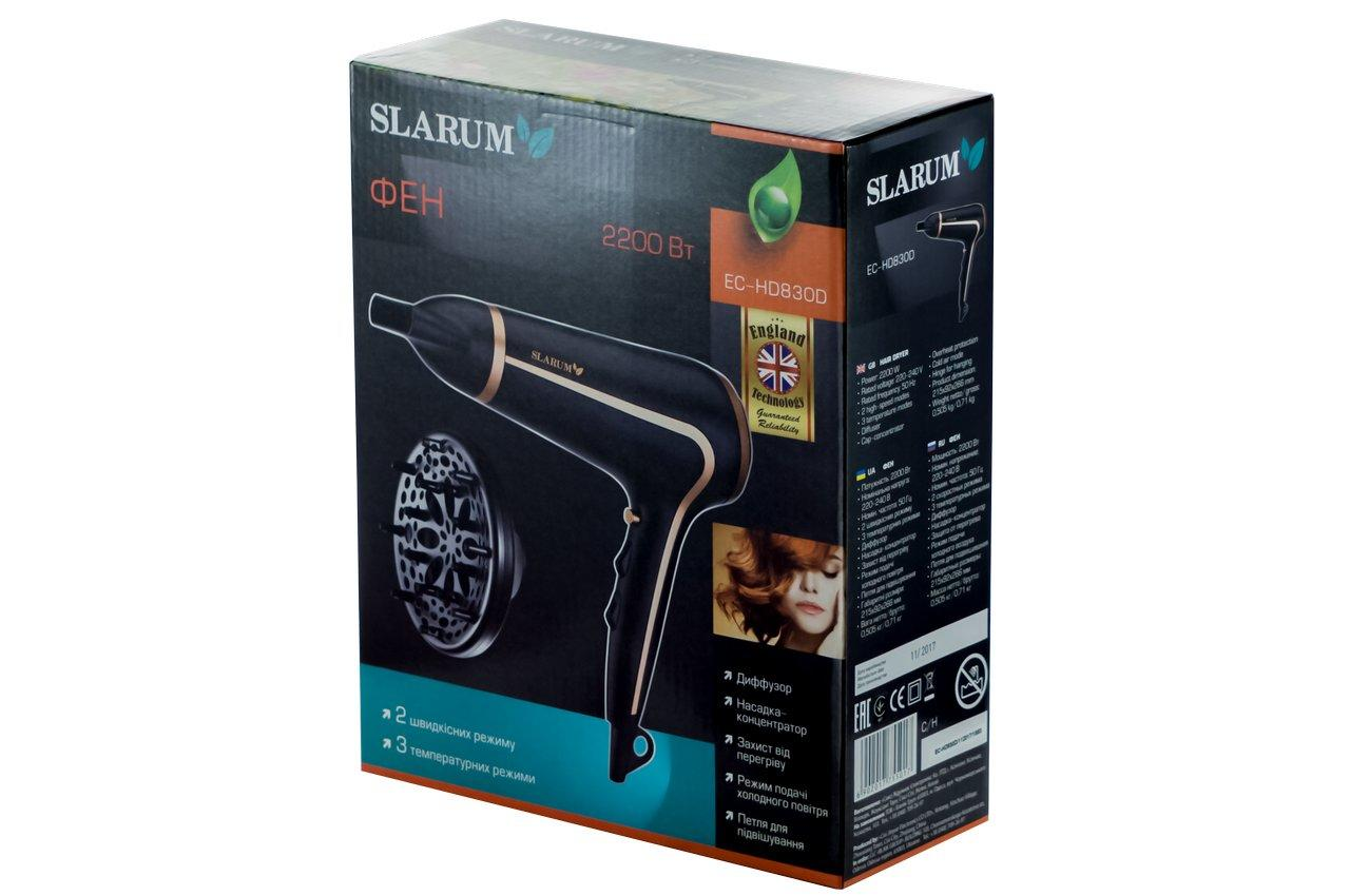 Фен Slarum - EC-HD830D 4
