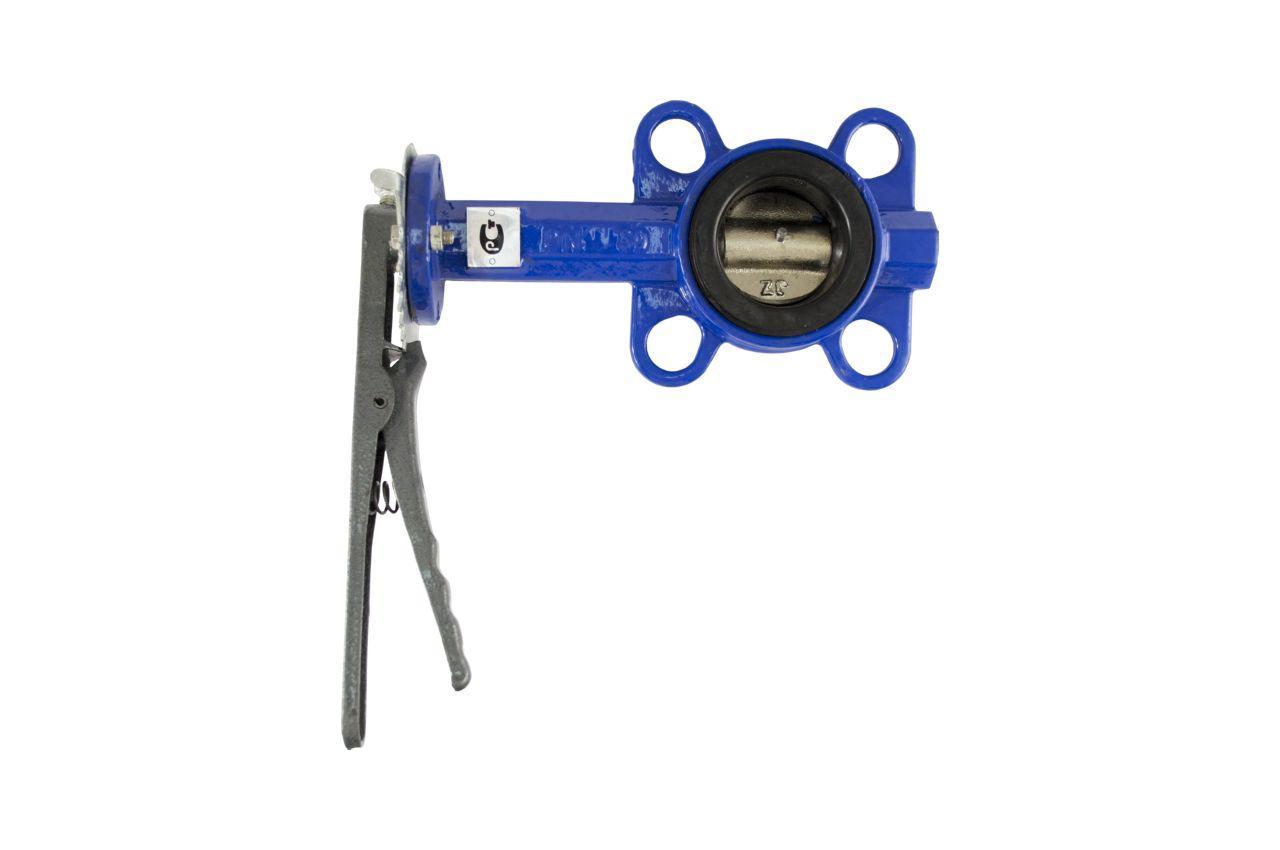Затвор дисковый STA - Баттерфляй чугун - Ду50 мм 1
