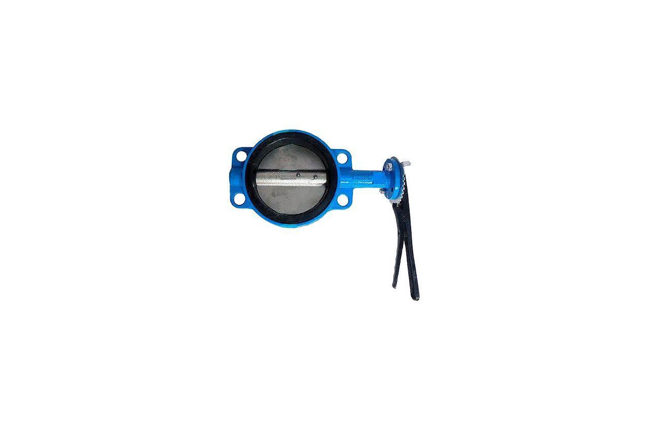 Затвор дисковый STA - Баттерфляй чугун - Ду40 мм 1