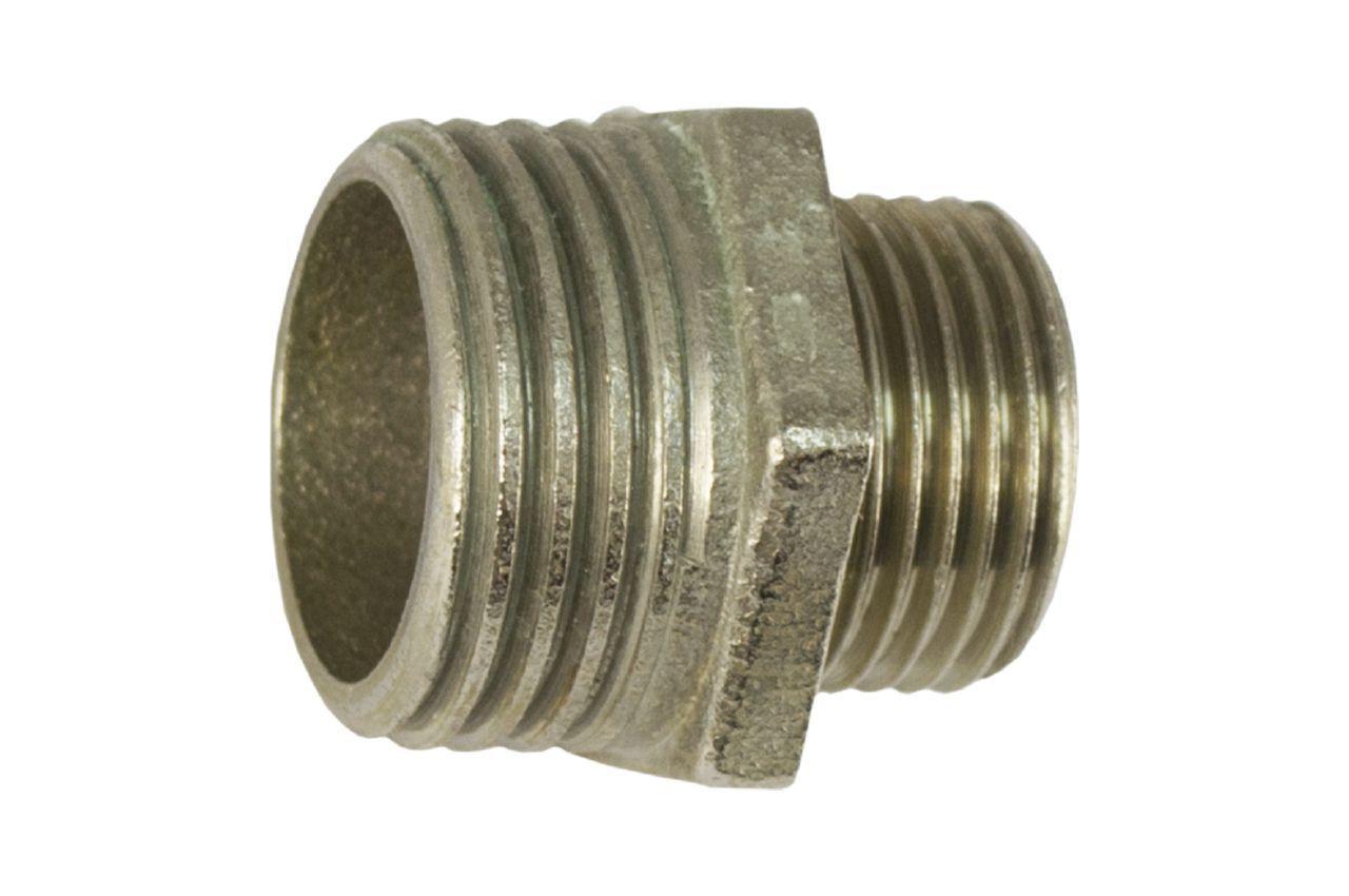 Ниппель никель Никифоров - 1/2Н x 1Н 1