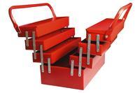Ящик для инструмента Mastertool - 550 мм x 7 секций, металлический