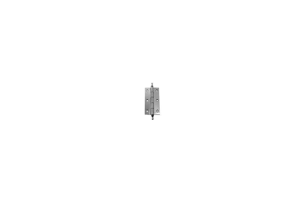 Петля дверная FZB - 50 мм AL CP (2 шт.) 1