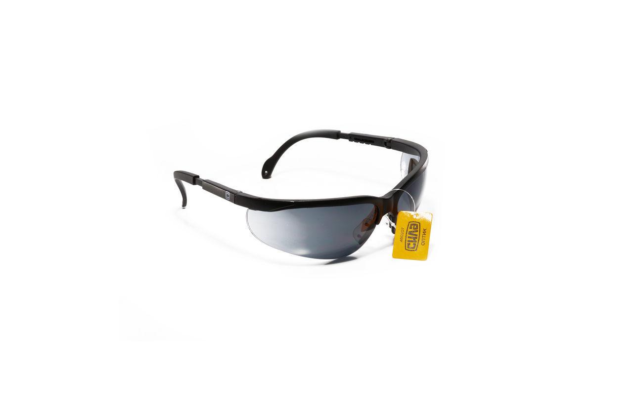 Очки защитные Сила - оптик тонированные 1