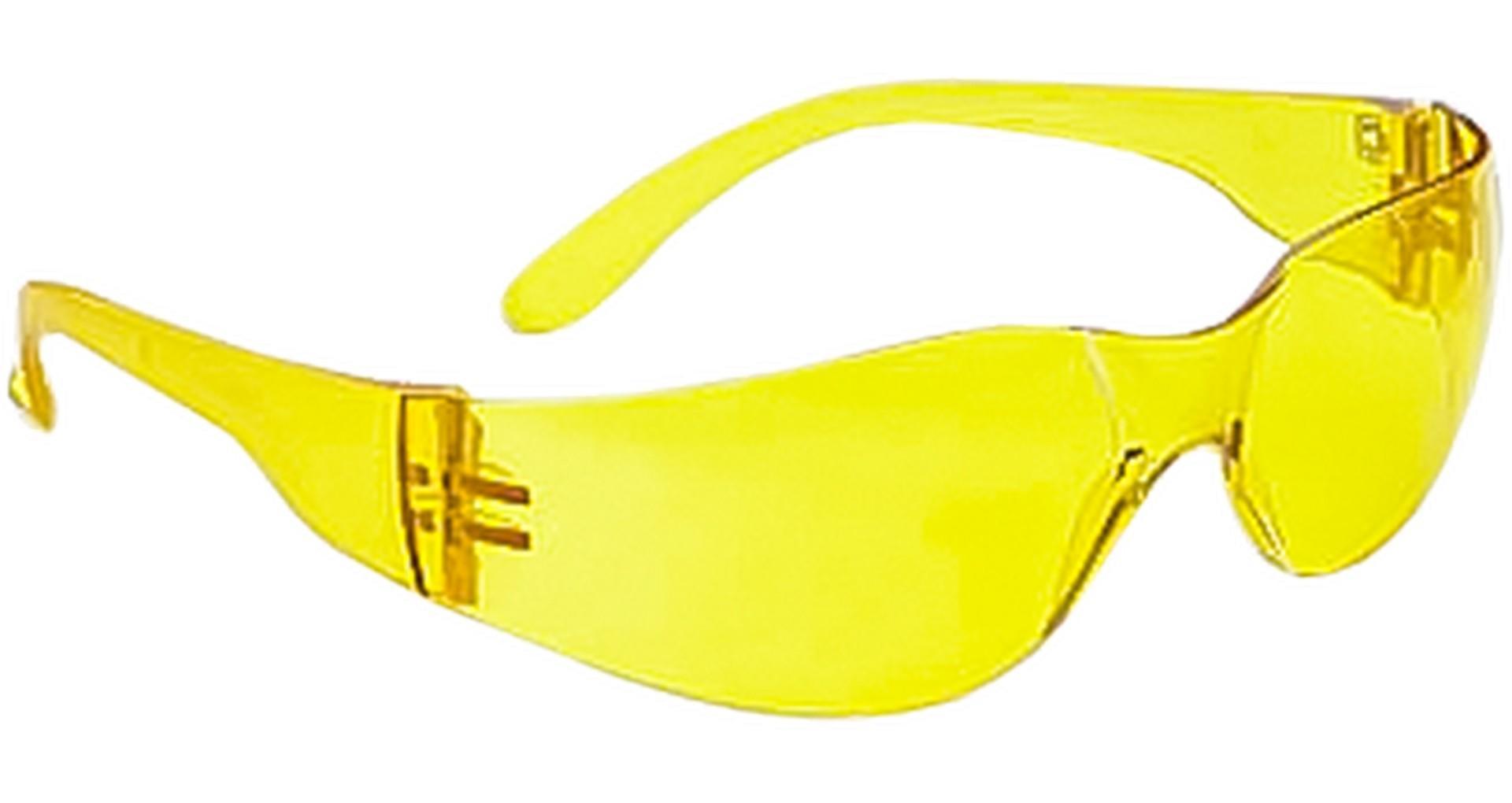 Очки защитные Сила - симплекс желтые 2